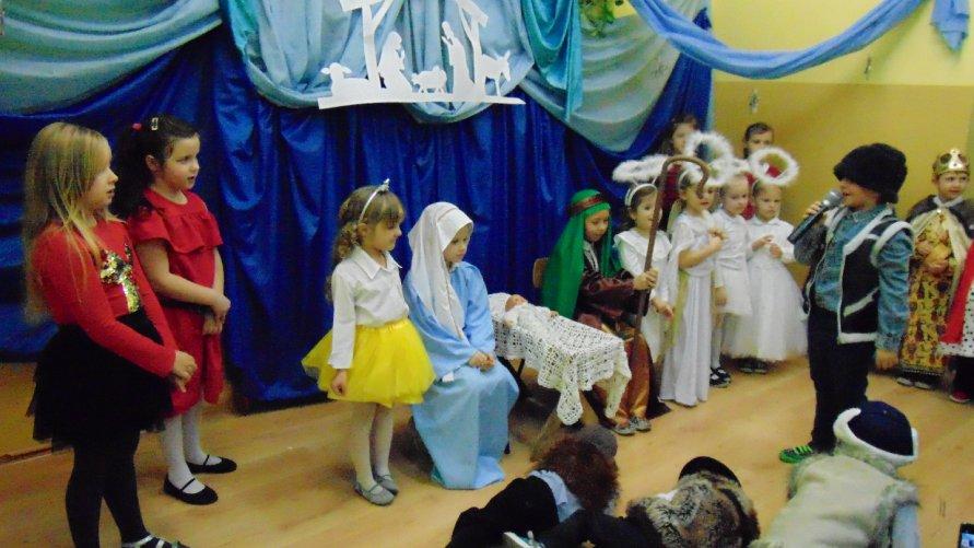 Święto Babci i Dziadka w PSP w Pisarach