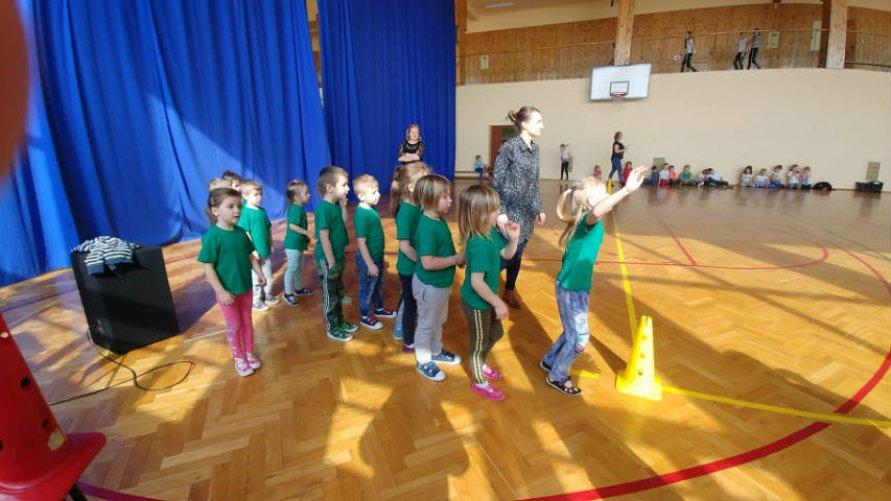 I Świętokrzyska Olimpiada Przedszkolaka – etap gminny