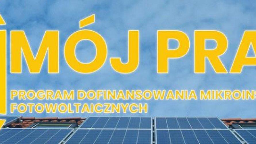 Ogólnopolski Program Dofinansowania Mikroinstalacji Fotowoltaicznych