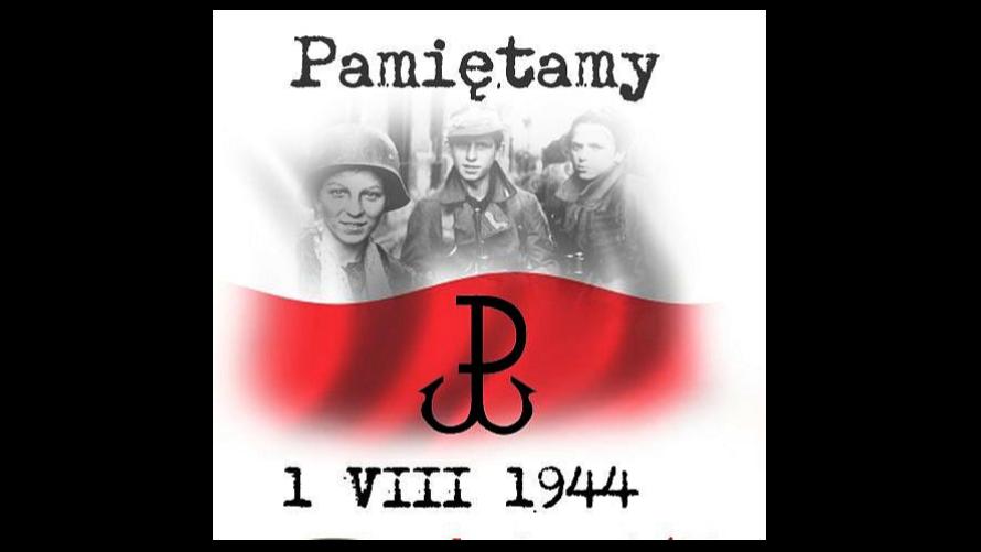 Komunikat - ćwiczenia alarmowe 01.08.2020 godz. 17.00, w dniu 76 rocznicy wybuchu Powstania Warszawskiego